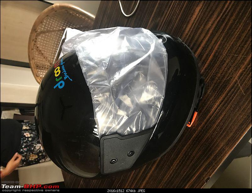 ISI Helmet for INR 9/- only! Droom.in sale on 15th June 2017-img_3225.jpg