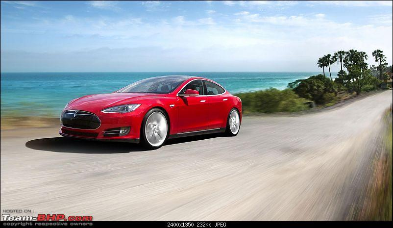 Tesla Model S - Best Safety Rating Ever!-redteslamodels.jpg