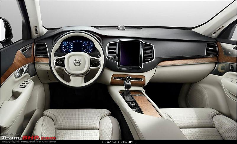 Safety innovations to be introduced with the Next Generation Volvo XC90-2015volvoxc90dashboardviewpressimage1024x603.jpg