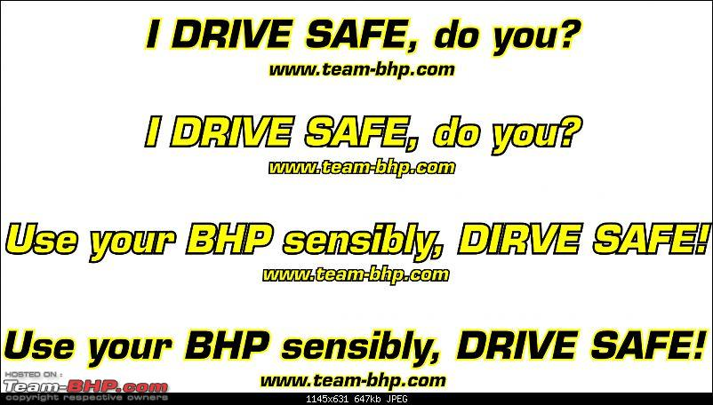 """Help us out with the """"Drive Safe"""" sticker design?-yllow-transy.jpg"""