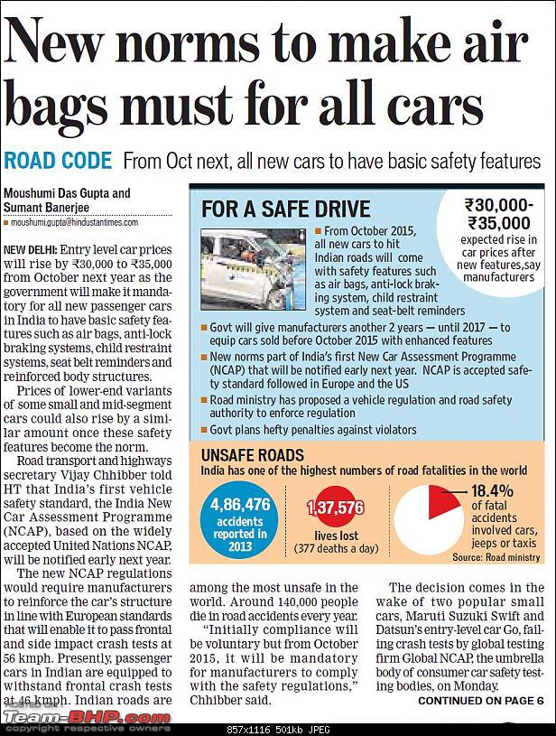 Indian Government plans complete crash test of all cars-safety-norms4.jpg