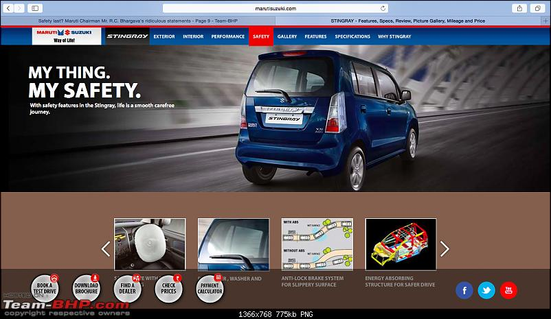 Safety last? Maruti Chairman Mr. R.C. Bhargava's ridiculous statements-screen-shot-20141116-9.51.07-am.png