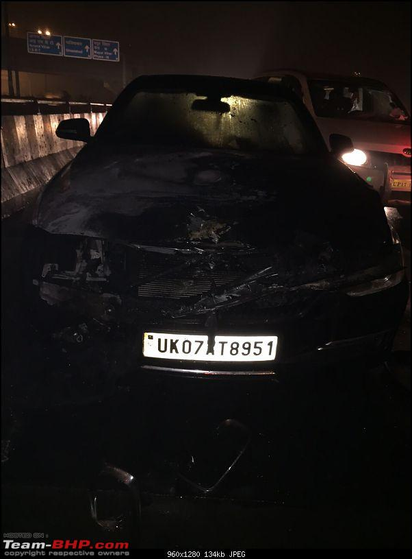 Accidents : Vehicles catching Fire in India-bmw-320-d-3-series-6.jpg