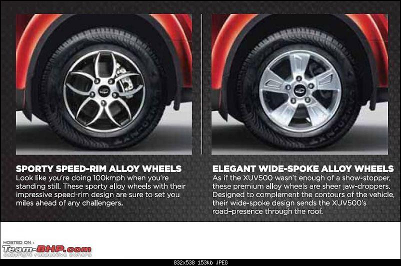 XUV500 safety issue: Weak alloy wheels. EDIT: Mahindra starts silent recall!-xuv-alloys.jpg