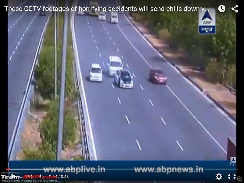 Pics: Accidents in India-bus-scorpio.jpg