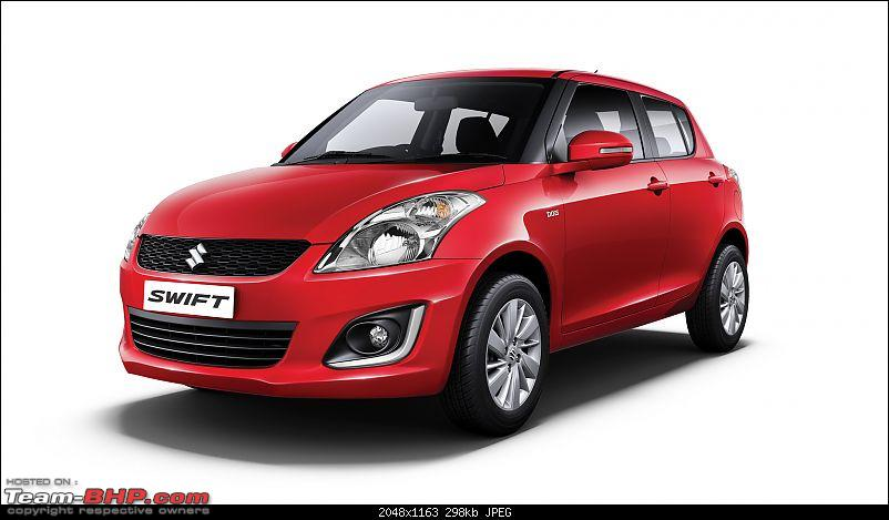 Maruti Suzuki Swift and Dzire L and V variants get optional ABS and airbags-z1.jpg