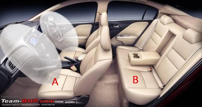 Which is the SAFEST seat in a car - front or rear? - Team-BHP