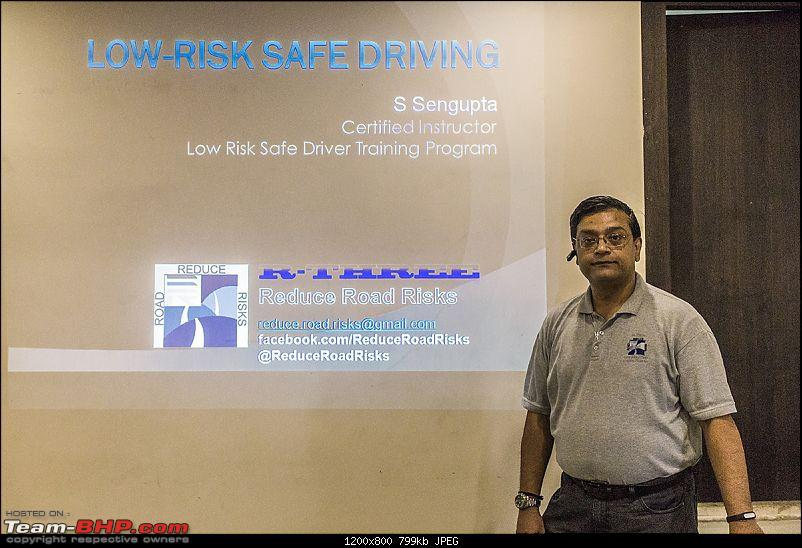 Kolkata enthusiasts attend the Low Risk Safe Driving course-img_7750.jpg