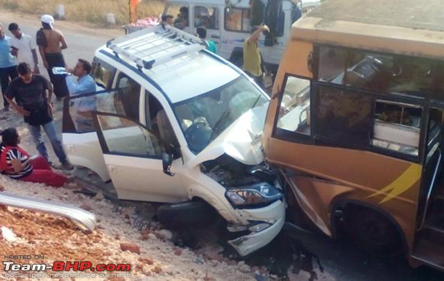 Name:  sp xuv accident.jpg