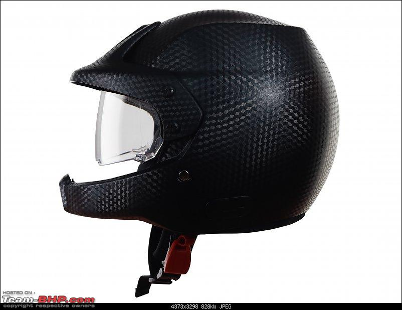 Steelbird SB-51 Rally Helmets launched in India-sb51-rally-black-clear-visor.jpg
