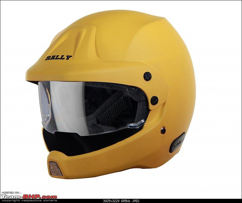 Steelbird SB-51 Rally Helmets launched in India-sb51-rally-mat-moon-yellow-clear-visor.jpg