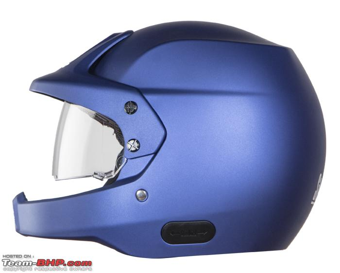 Name:  SB51 Rally Mat Y Blue with clear visor.jpg