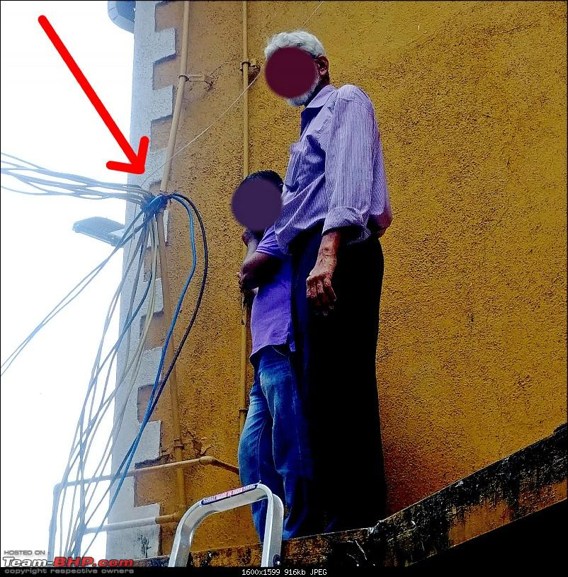 The menace of illegally put up cables & hoardings in India-20180702_175401_hdr.jpg