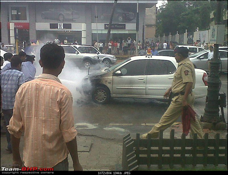 Accidents : Vehicles catching Fire in India-img00060201008101030.jpg
