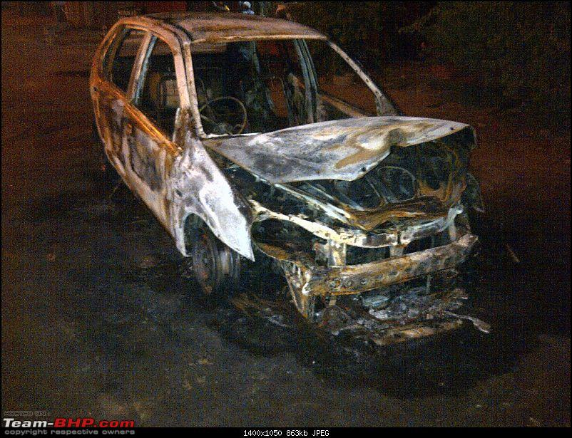 Accidents : Vehicles catching Fire in India-img2011051200553.jpg