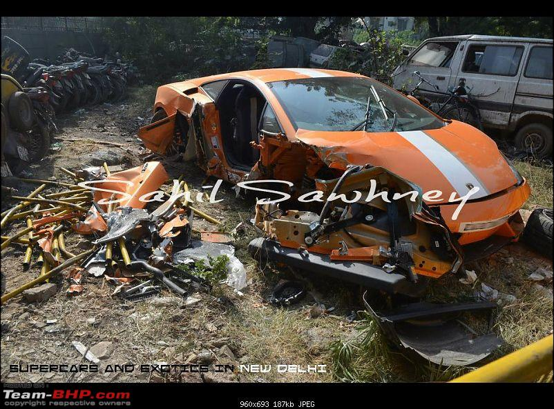 Lamborghini LP 550-2 Balboni accident. Driver dead, cyclist badly injured-429098_300269066700275_174931019234081_841412_1239694861_n.jpg
