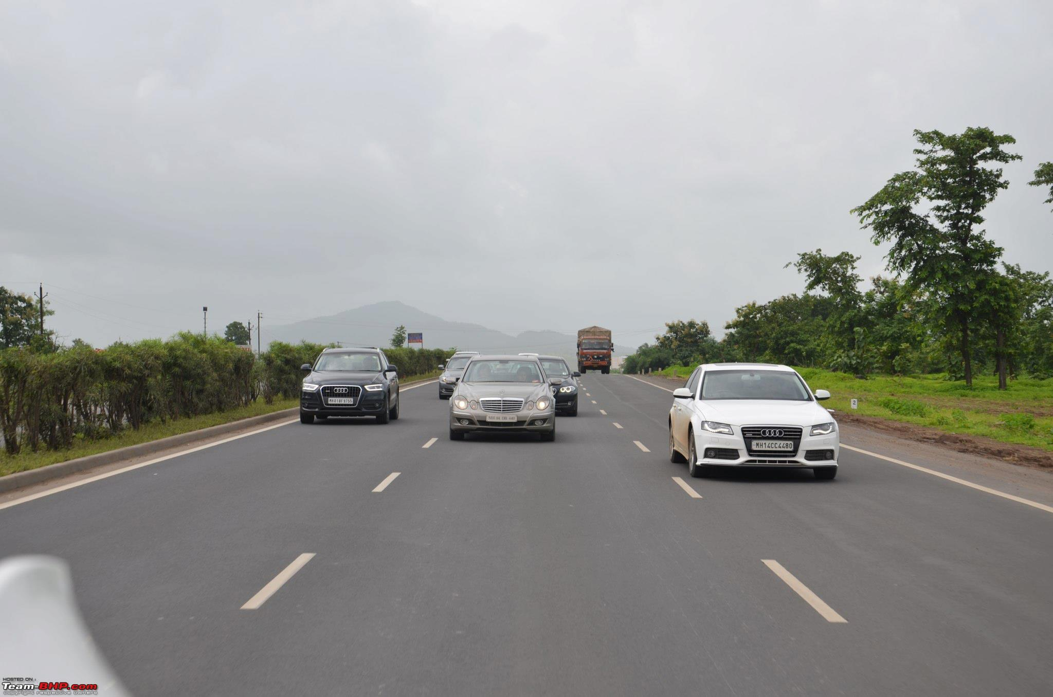 Mumbai to Nashik Cabs Highway