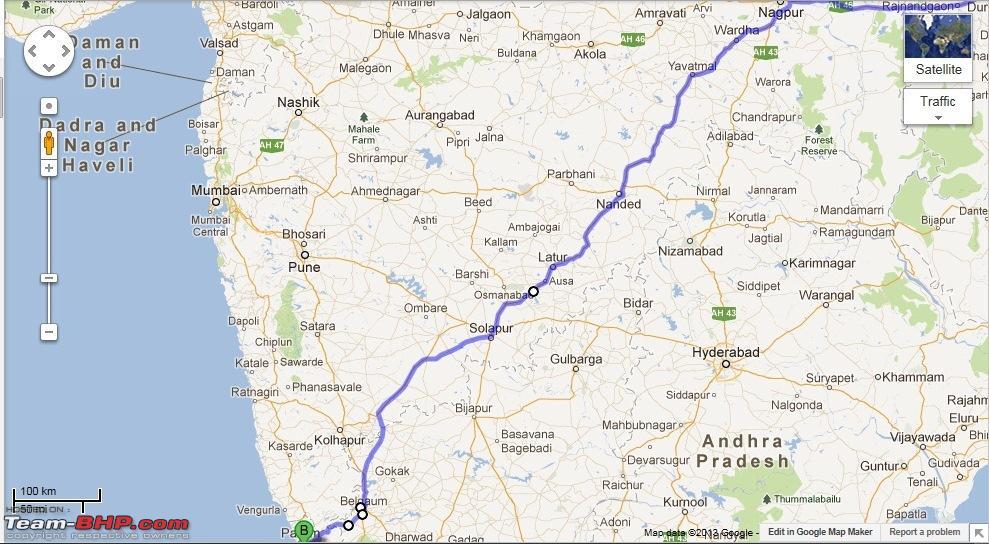 raipur bhilai to goa road info and other queries goa1jpg