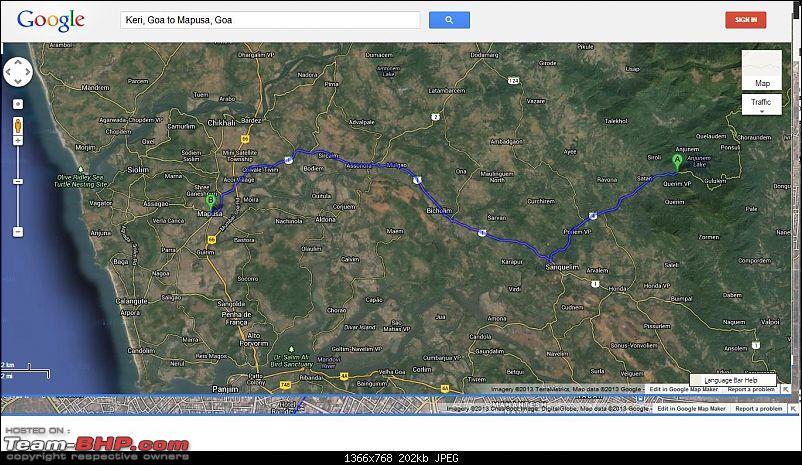 Mumbai - Pune - Kolhapur - Goa : Route Queries-goa-entry-point-mapusa.jpg