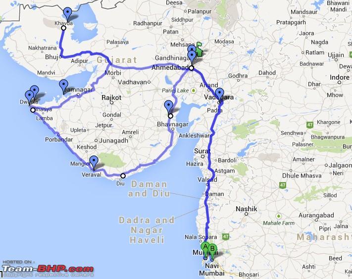Name:  Gujarat travel route plan.jpg Views: 9956 Size:  127.3 KB