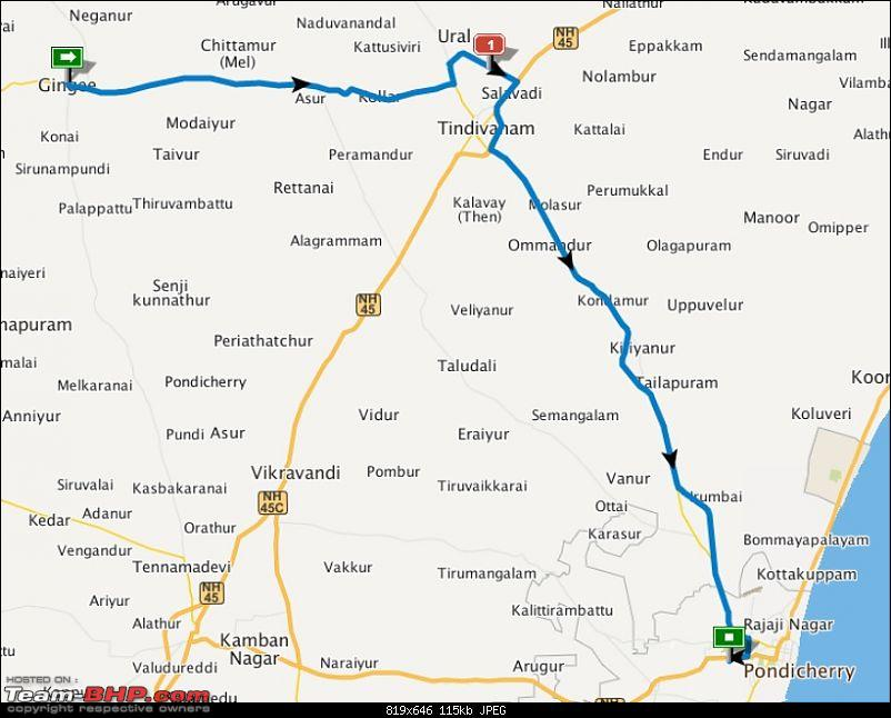 Bangalore - Pondicherry : Route Queries-tindivanambypass.jpg
