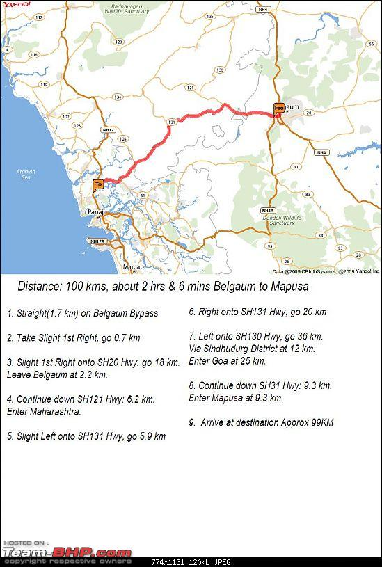 Pune to Goa - advice on planned route would be appreciated-belgaum-mapusa.jpg