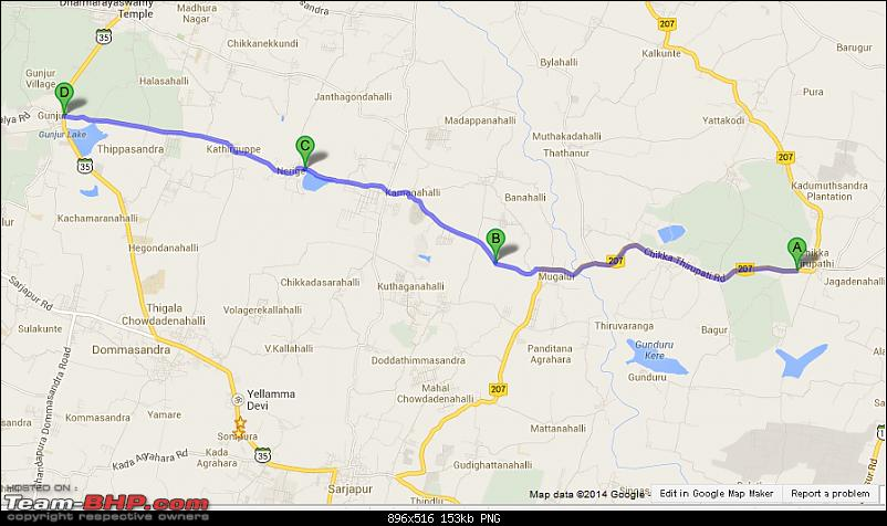 Route query - Bangalore to Chikka Tirupathi-gunjur.png