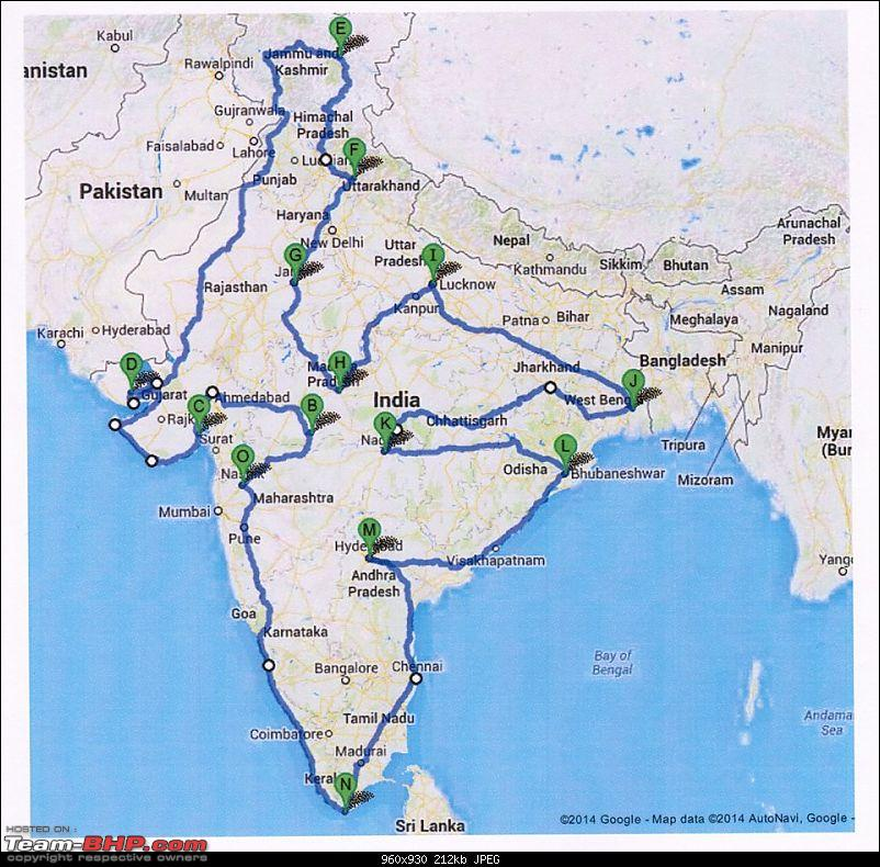Need inputs for A Multi Stop All India Road Trip-prashant5.jpg