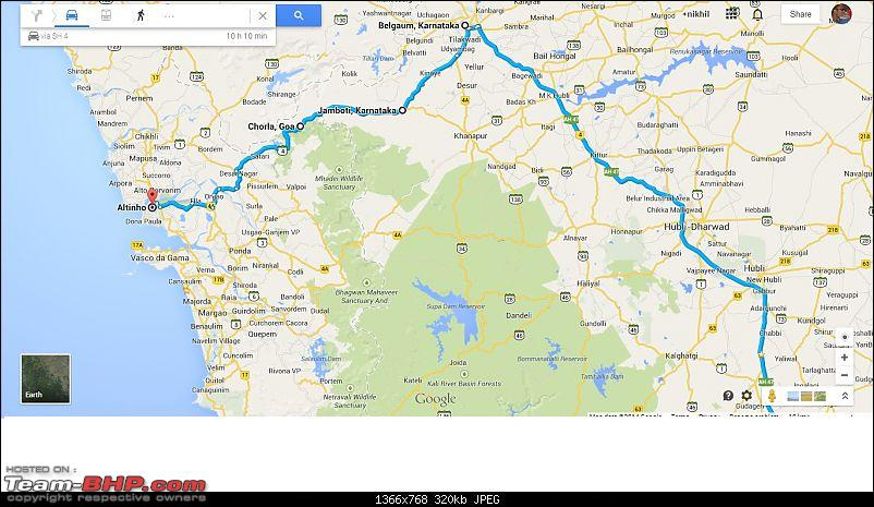 Bangalore - Goa : Route Queries-jambotichorla.jpg