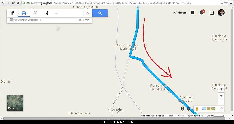 Kolkata-Siliguri through SH7, NH34 and Botolbari-Dhantola routes-untitled1.jpg
