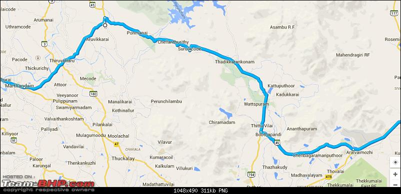 Trivandrum to Bangalore : Route Queries-capture.png