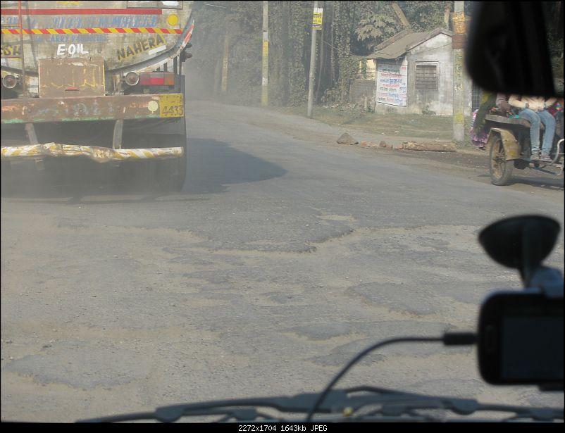 Kolkata-Siliguri through SH7, NH34 and Botolbari-Dhantola routes-img_3202.jpg