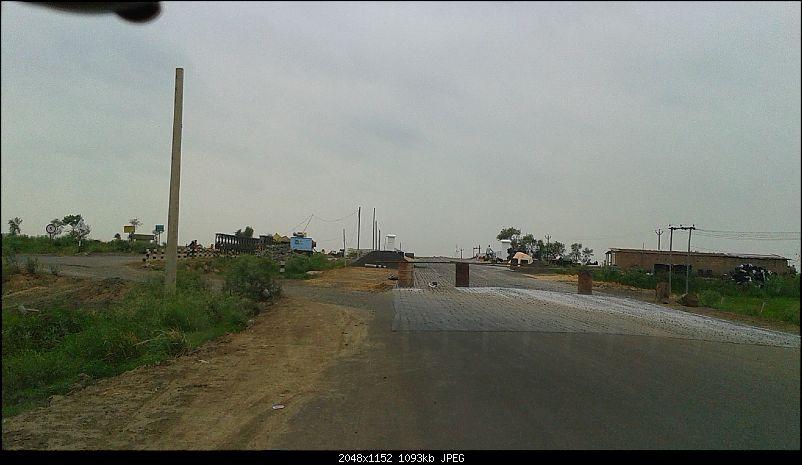 Kolkata - Siliguri route via Dumka, Bhagalpur. Avoiding NH34-newbridgeorgram.jpg