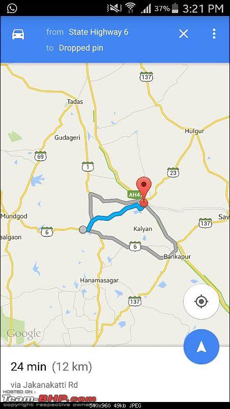 Bangalore - Goa : Route Queries-1444470764036.jpg