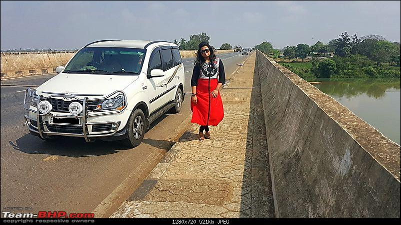 Bangalore - Vijayawada - Vizag - Bhubaneswar : Route Queries-posing-vamashadhara-bridge.jpg