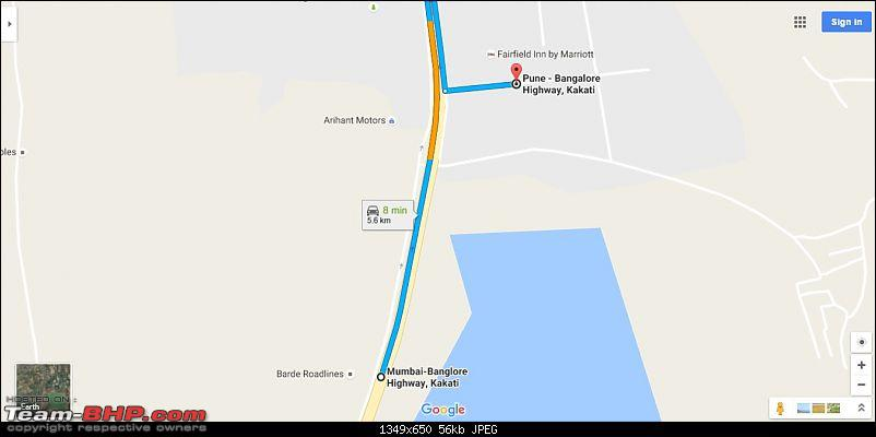Bangalore - Pune - Mumbai : Route updates & Eateries-mumbai-banglore-google-maps.jpeg