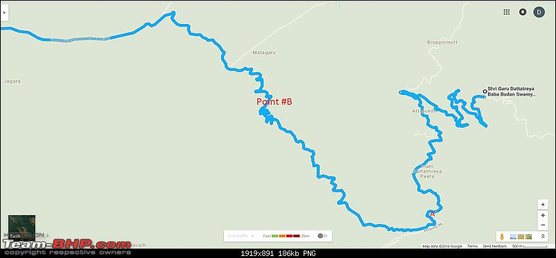 Bangalore to Dharmastala/Kukke/Sringeri/Horanadu : Route Queries-offroad.png