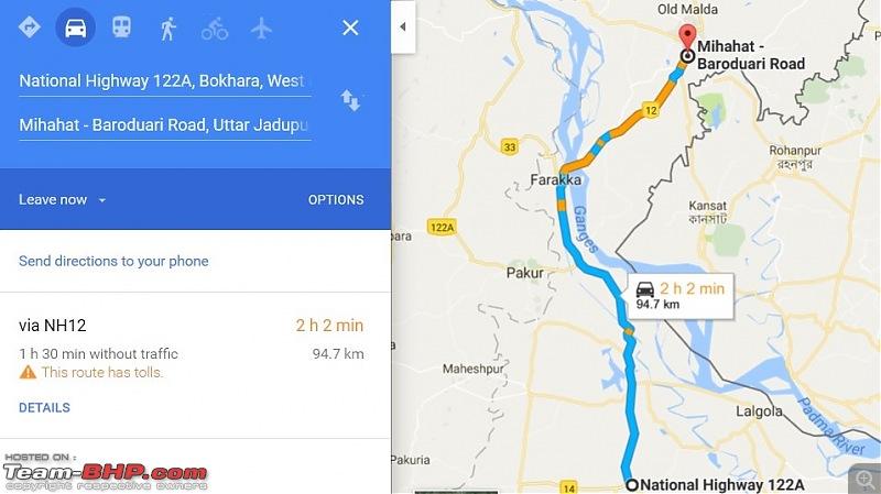 Kolkata - Siliguri route via Dumka, Bhagalpur or NH-12 (old NH-34)-four-lane-malda.jpg