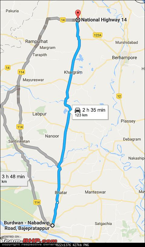 Kolkata-Siliguri through SH7, NH34 and Botolbari-Dhantola routes-screen-shot-20161206-08.39.14.png