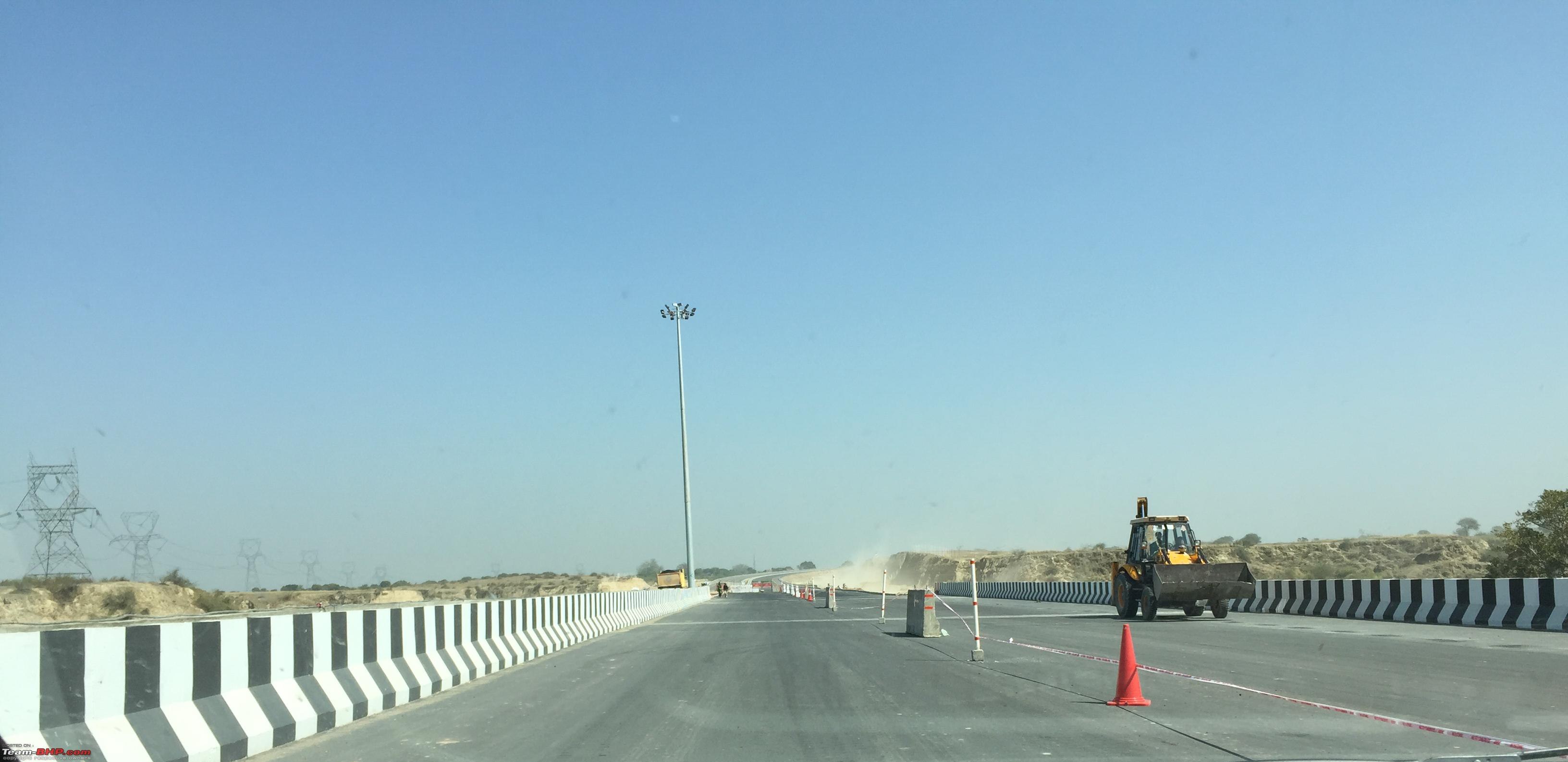 Agra Lucknow Expressway on the fast track EDIT: Formally ...