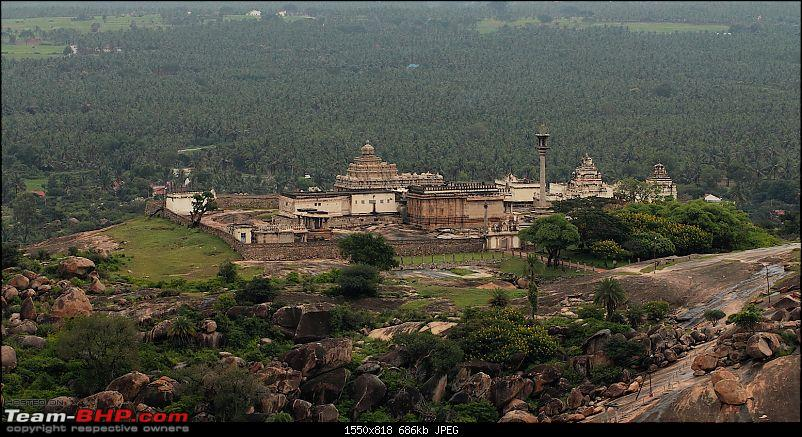 Cool Drives within 150 km from Bangalore-chandragiri.jpg