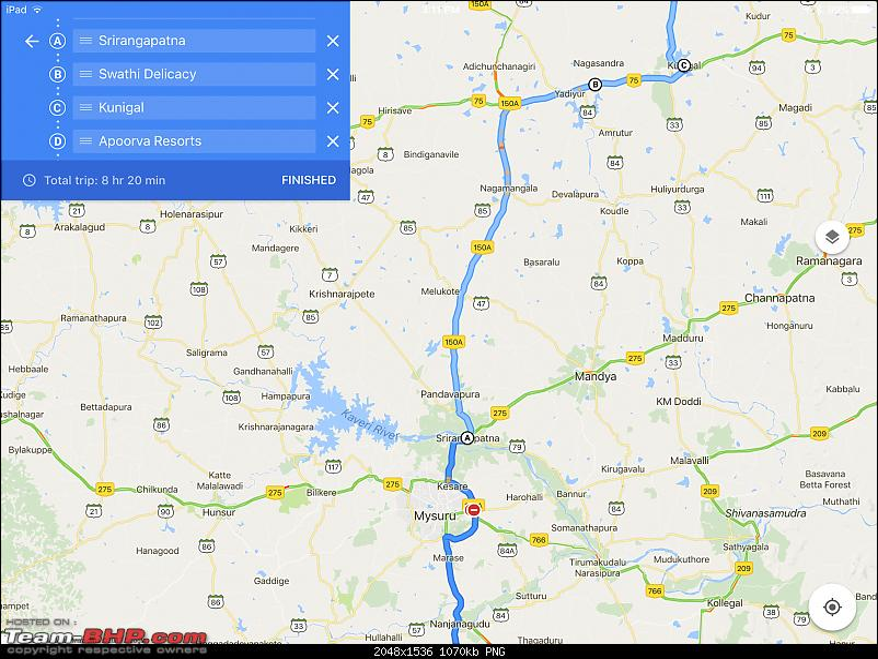 Bangalore - Pune - Mumbai: Route updates & Eateries-img_1049.png