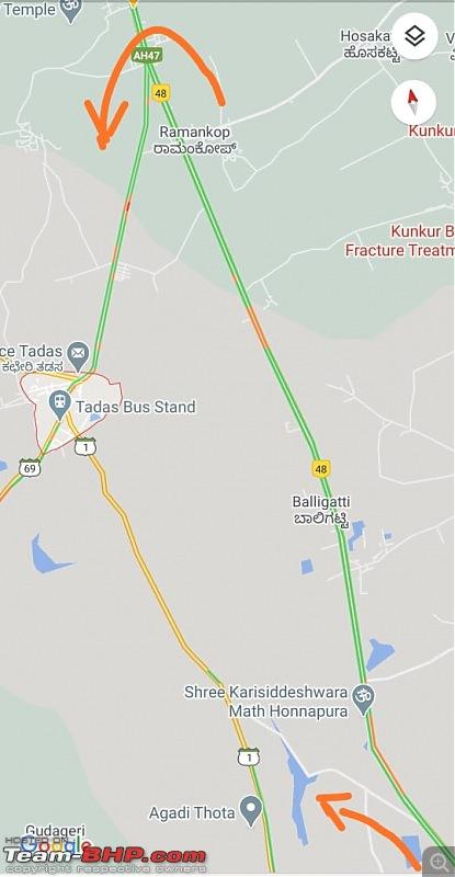 Bangalore - Goa : Route Queries-tadasexit.jpeg