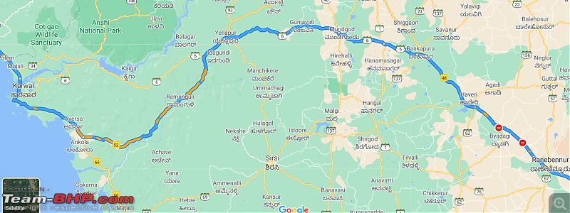Bangalore - Goa : Route Queries-onward-thru-mundgod.png