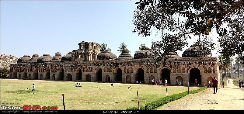 Bangalore to Hampi / Bellary : Route Queries-elephant-stable-1.jpg