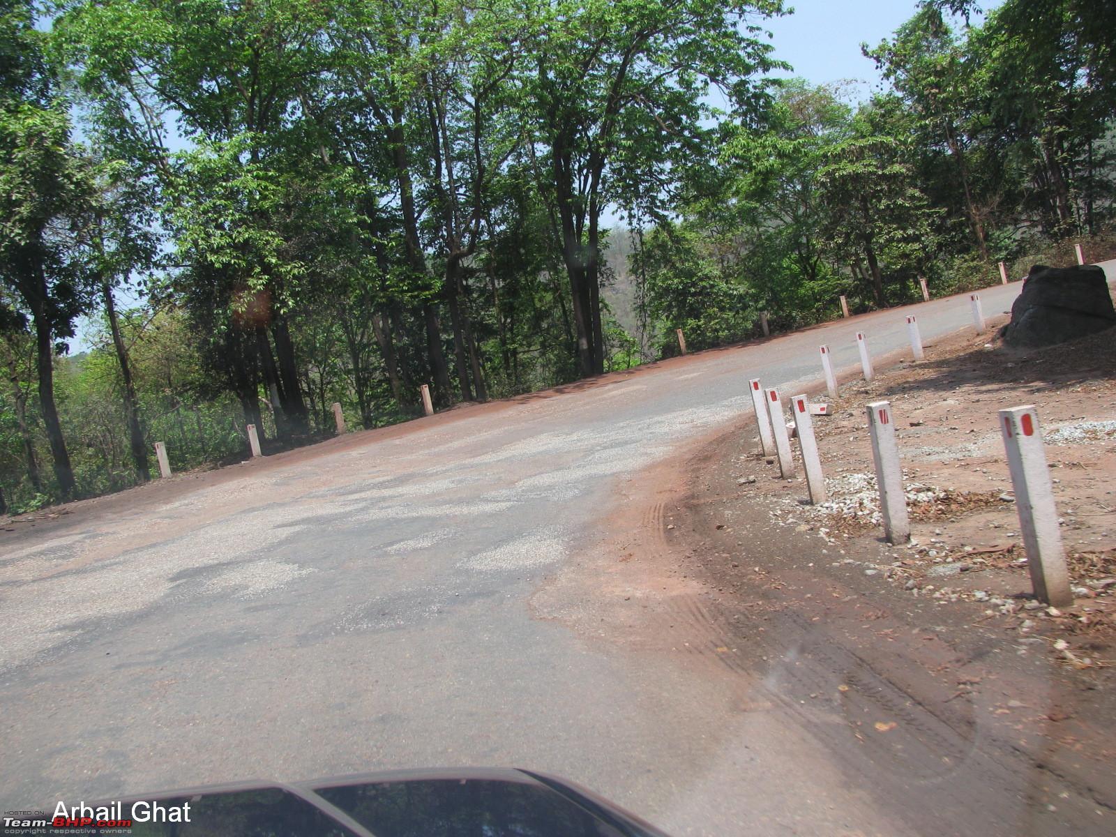 Hubli-Yellapur-Ankola road conditions? - Team-BHP