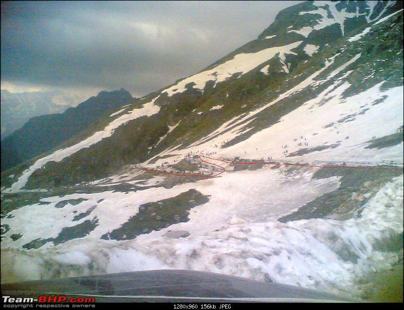 Finally Rohtang Pass is opened now, Good NEWS for Team BHP'ians-image122.jpg