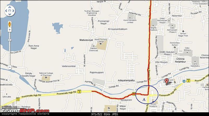 Bangalore - Chennai - Bangalore : Route Queries-m1.jpg