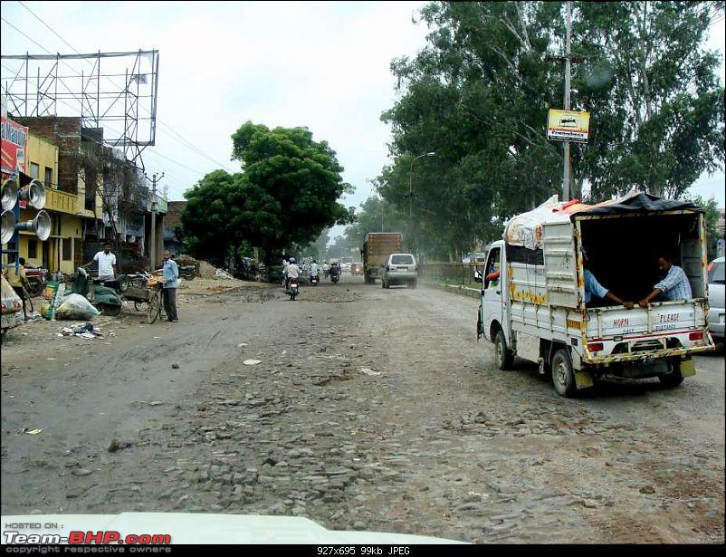 Monsoons - Road Condition Update-nh58-13.jpg