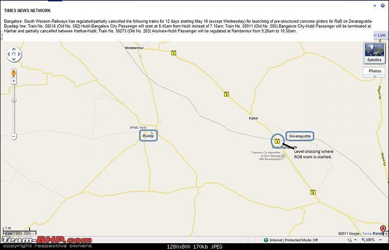 Bangalore - Pune - Mumbai: Route updates & Eateries-ranebennur.jpg